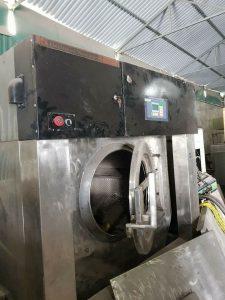 Máy giạt công nghiệp