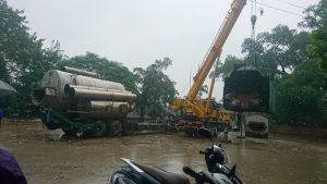 Lò hơi 6000 kg/h đã qua sử dụng lắp đặt tại khu công nghiệp Đình Trám-Bắc Giang